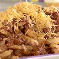 Oh So Yummy Chili Cheese Fries